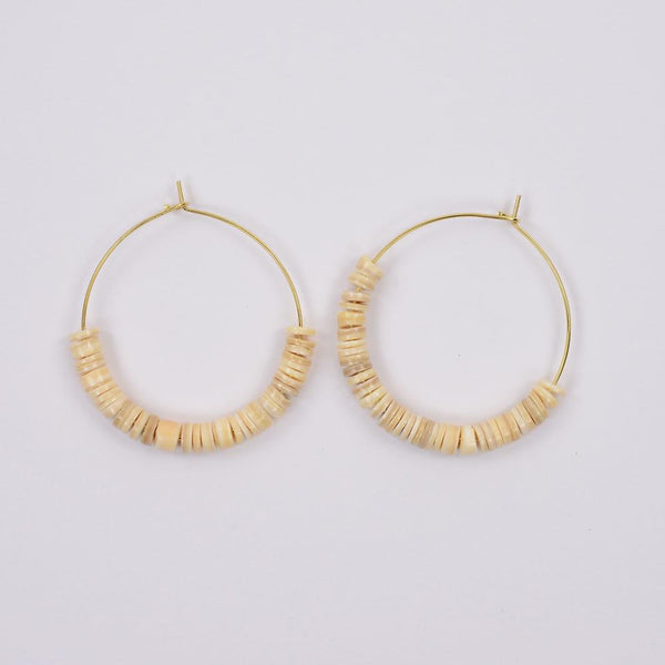 Pukapuka Earrings