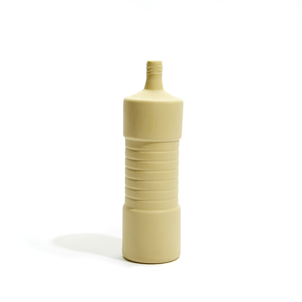 Ribbed Bottle: Lemon