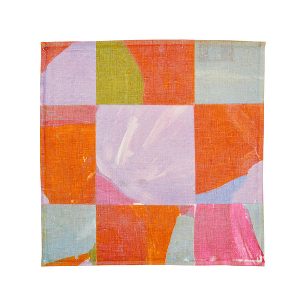 Patchwork Multi Napkins (set of 6)