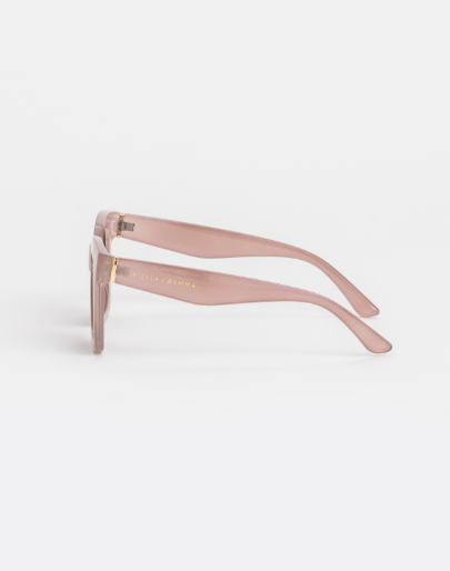 Gwyneth Sunglasses: French Lilac