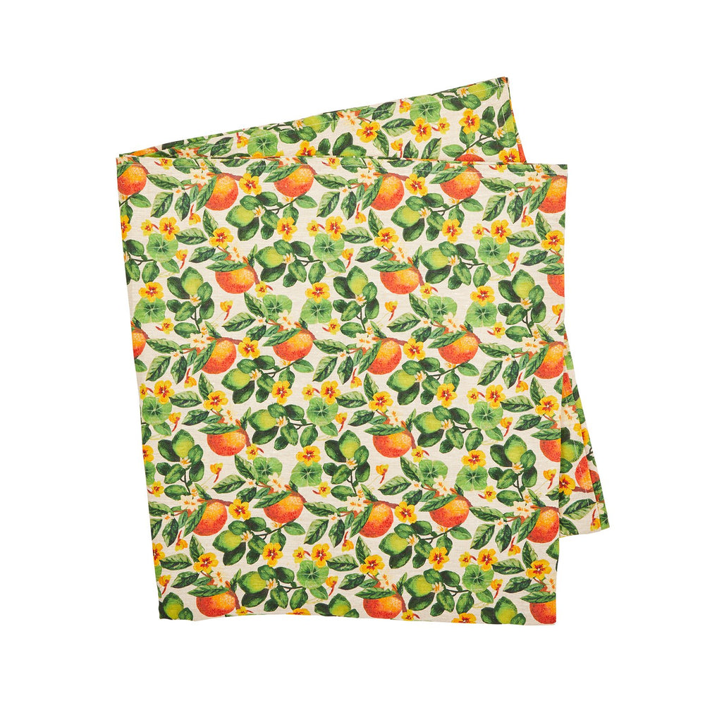 Oranges Multi Tablecloth