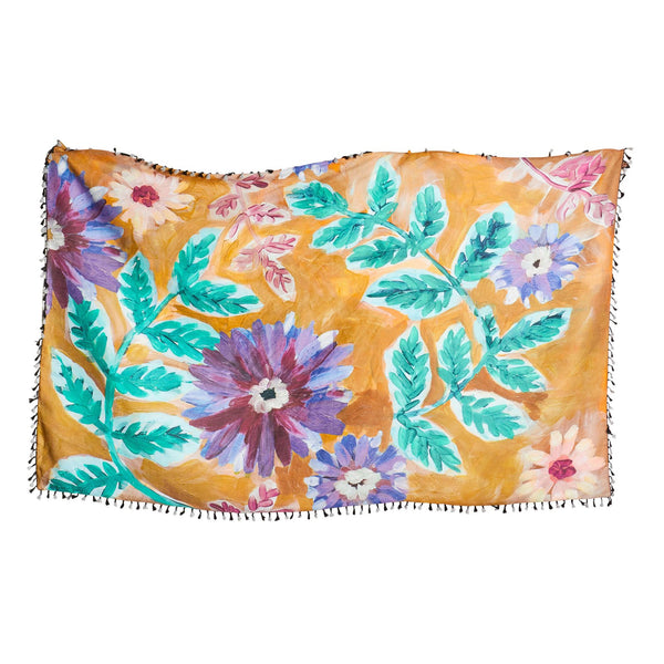 Botany Amber Throw