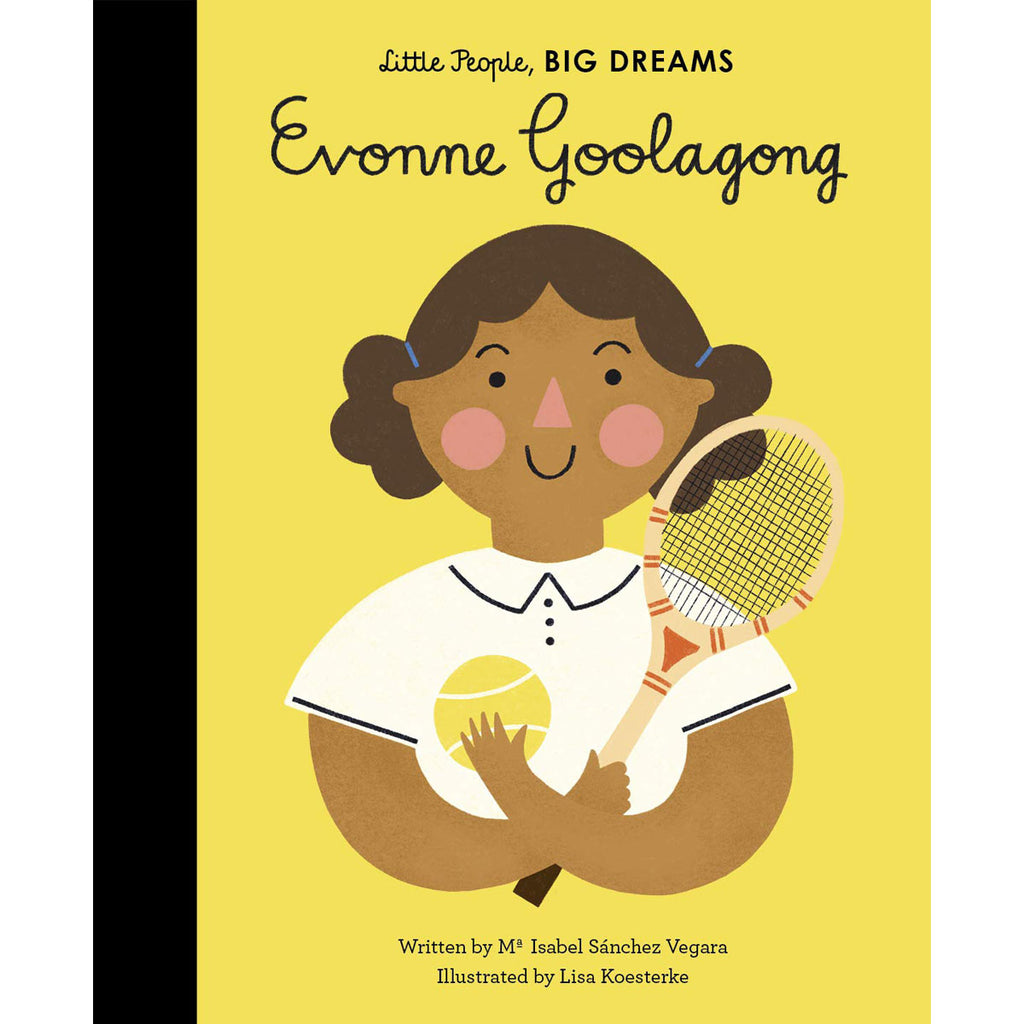 Little People, Big Dreams: Evonne Goolagong