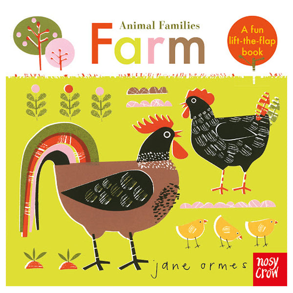 Animal Families: Farm