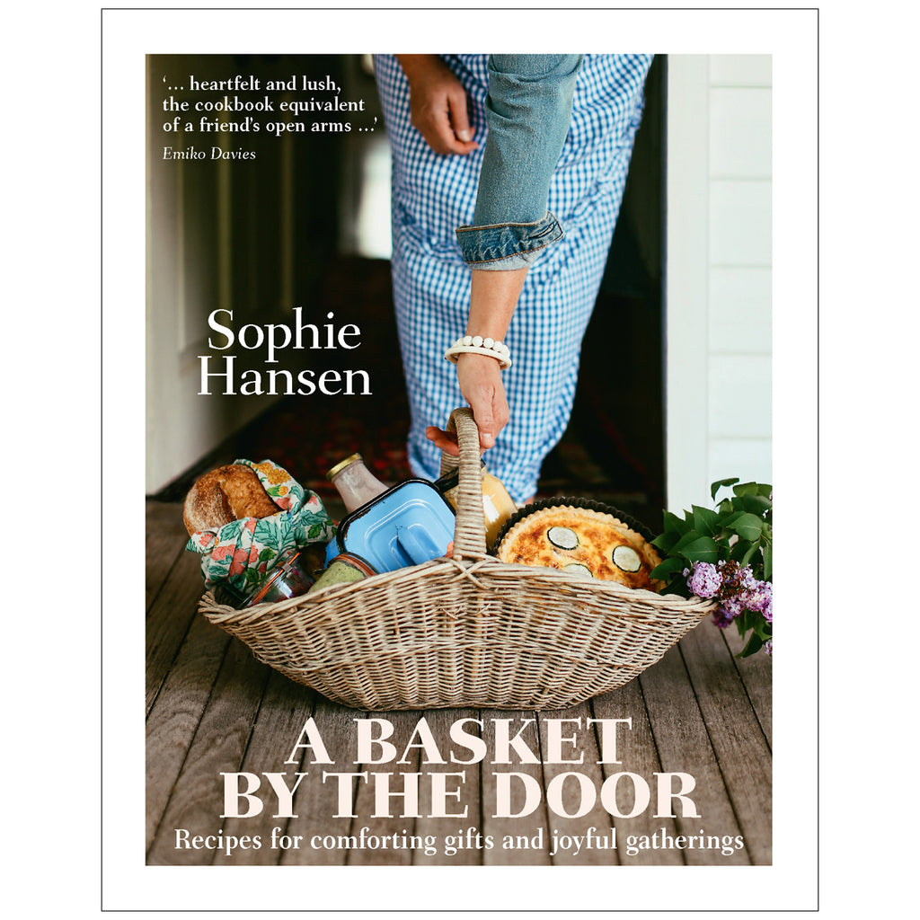 A Basket By The Door