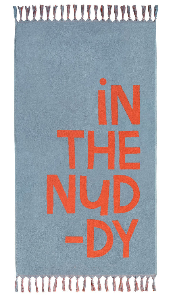 Nuddy Bath Towel *preorder*