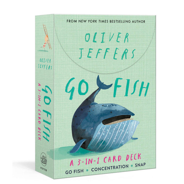 Go Fish - A 3in1 Card Deck