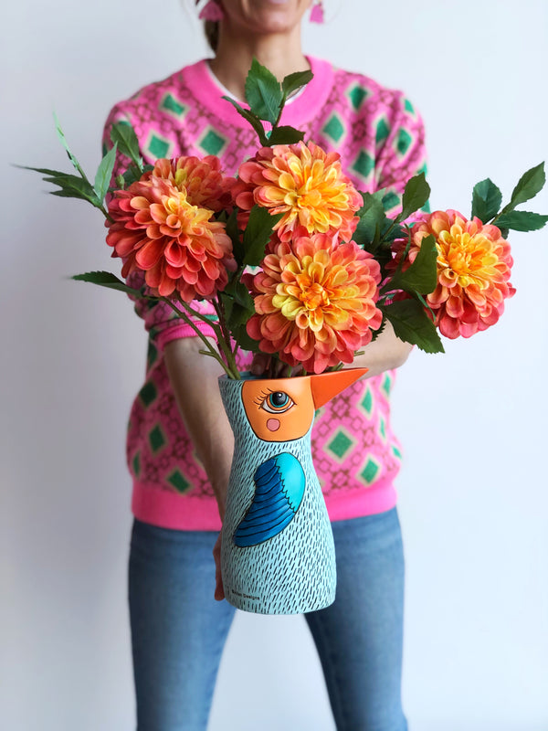 Kingy the Bird Watering Can/Vase
