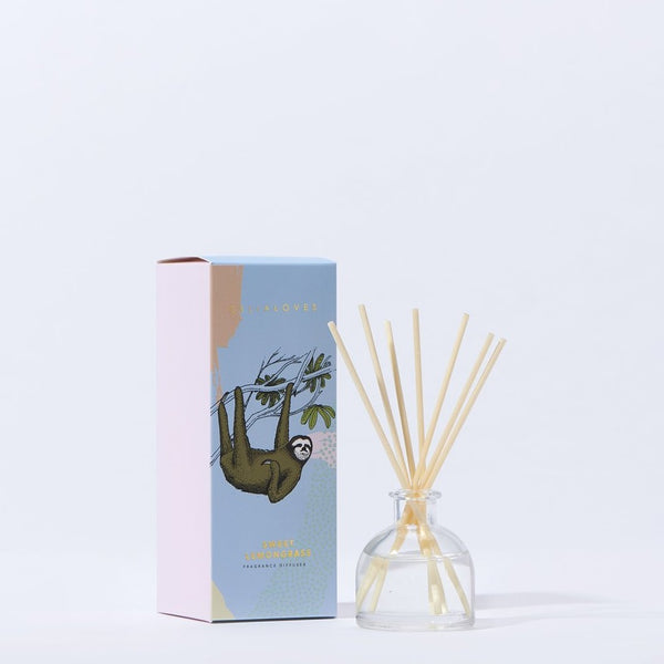 Sweet Lemongrass Mini Diffuser
