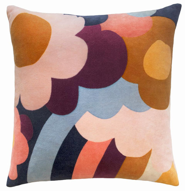 Jumbled Garden Cushion