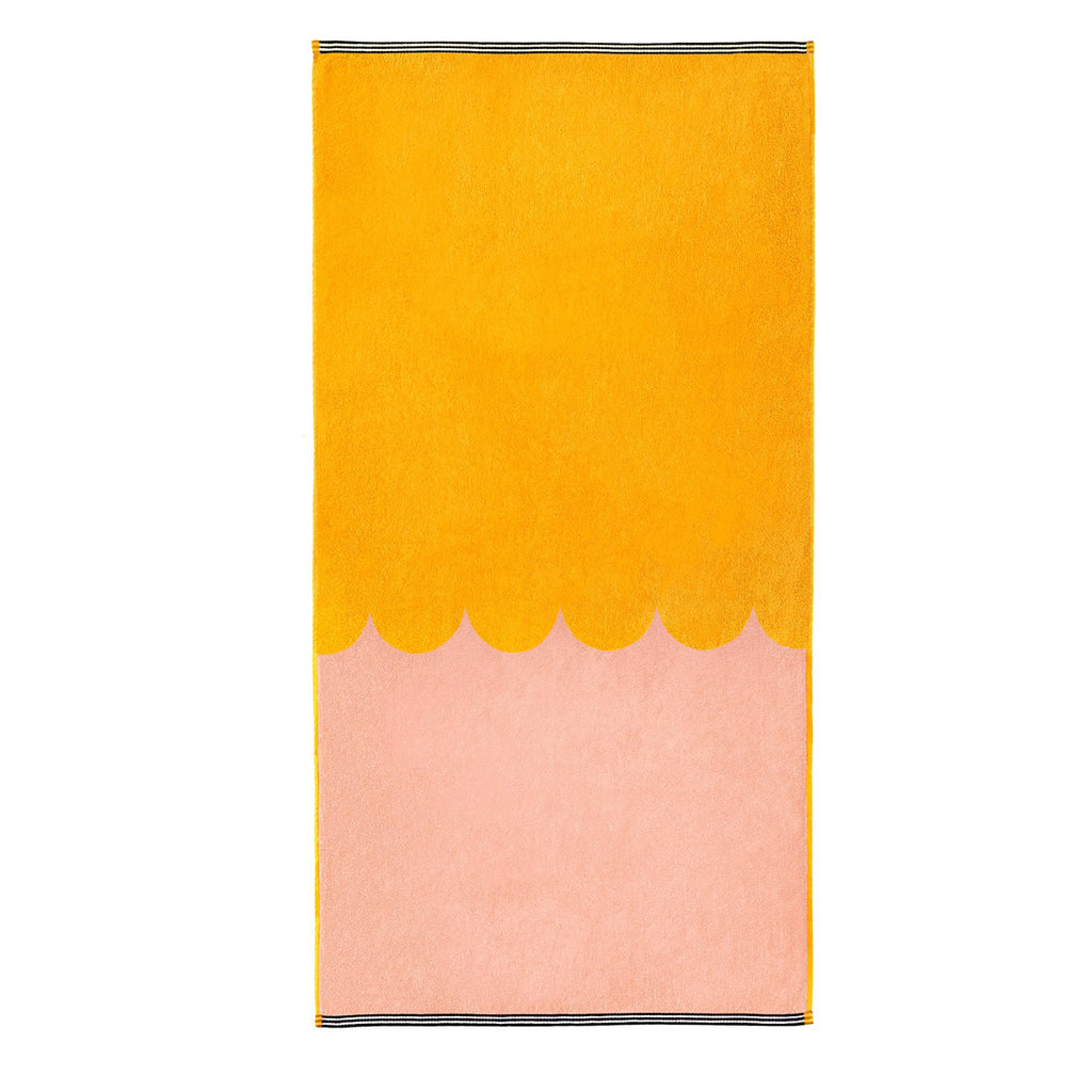 Peach Bath Towel *preorder*