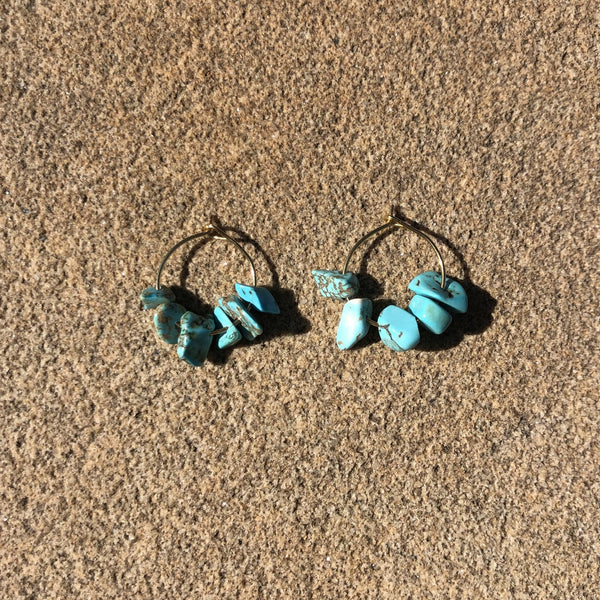 Rancher Earrings