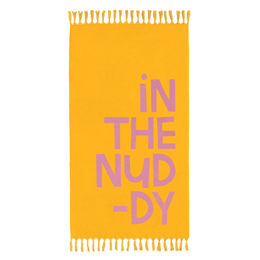 Sherbet Nuddy Bath Towel *preorder*