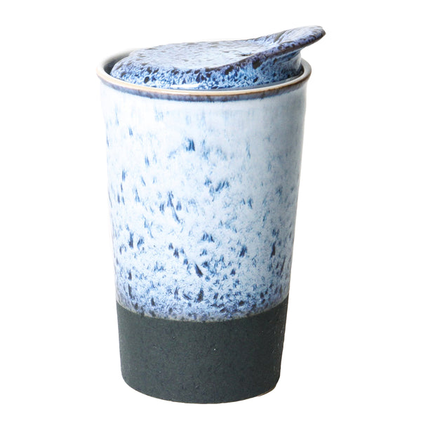 It's A Keeper Ceramic Cup: Snow Top
