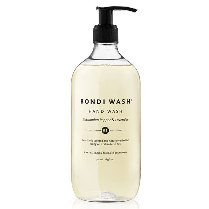 Hand Wash: Lemon Tea Tree & Mandarin
