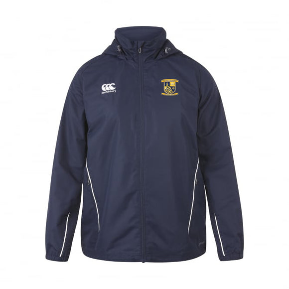 Antrim Grammar Full Zip Rain Jacket