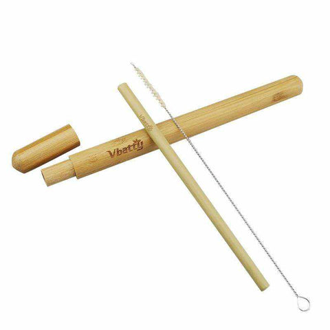 Natural bamboo drinking straw - Ola19