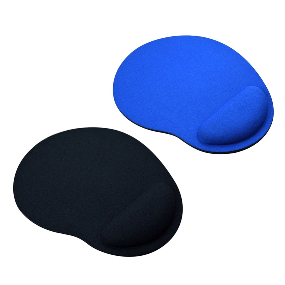 1 Pcs Ergonomic Comfortable Soft Wrist Rest Mouse Pad
