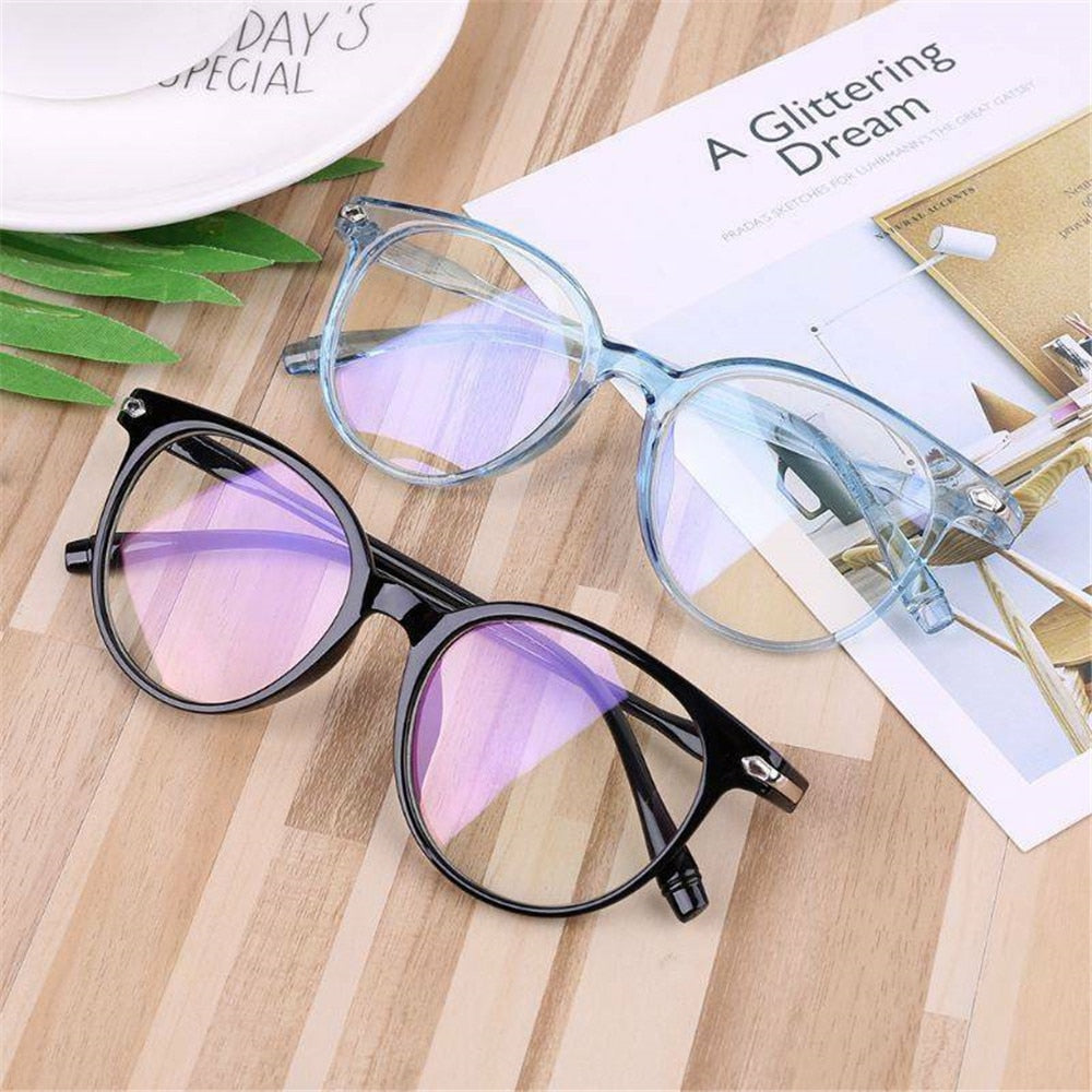 Unisex Optical Glasses Anti-blue Light Computer Glasses