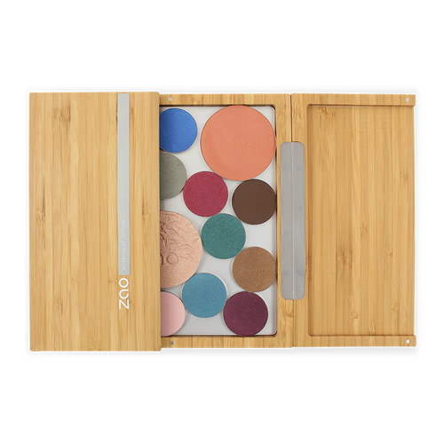 Bamboo Box XL Cofanetto per il Make-Up