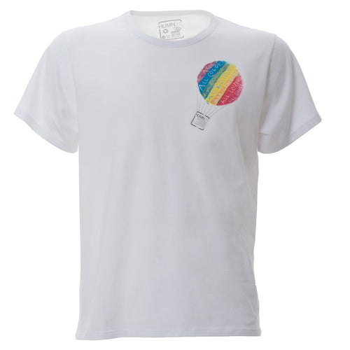 T-Shirt in Cotone Organico - Balloon