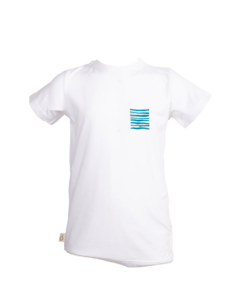 T-shirt in fibra naturale