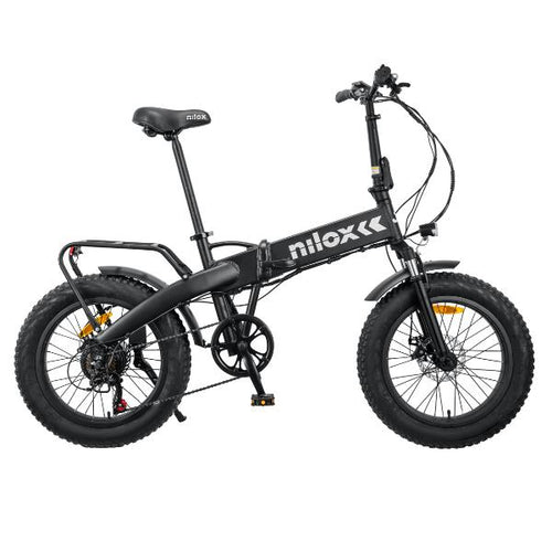 E-Bike NILOX J4 - ELECTRIC BIKE