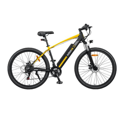 E-Bike Nilox X6 National Geographic - Mountain bike elettrica