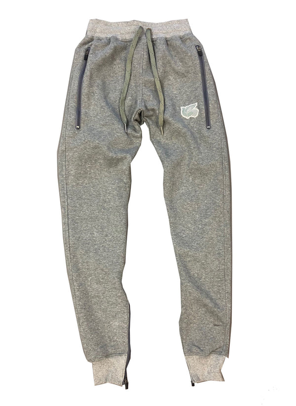 "ALTATUDE ""Constant Elevated"" Grey Joggers"
