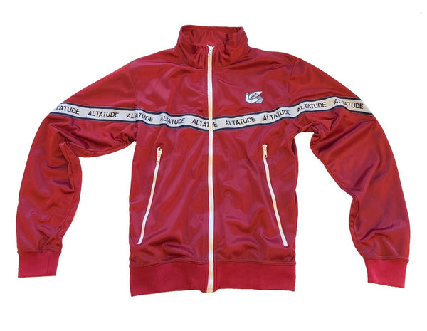 Altatude Name Track Jacket