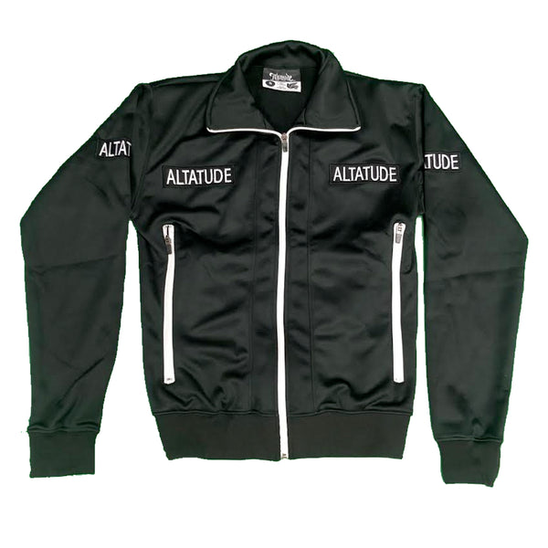 "ALTATUDE ""Team"" track jacket black"