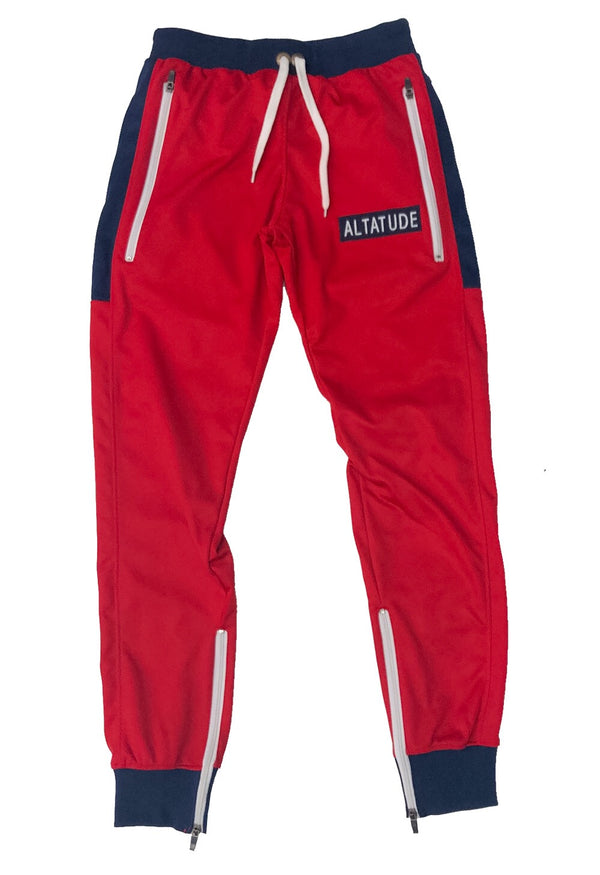 ALTATUDE Team joggers Red