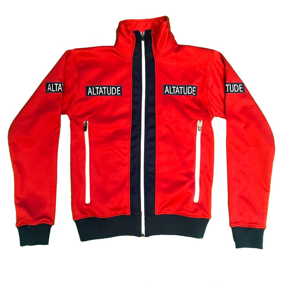 ALTATUDE Team Jacket red