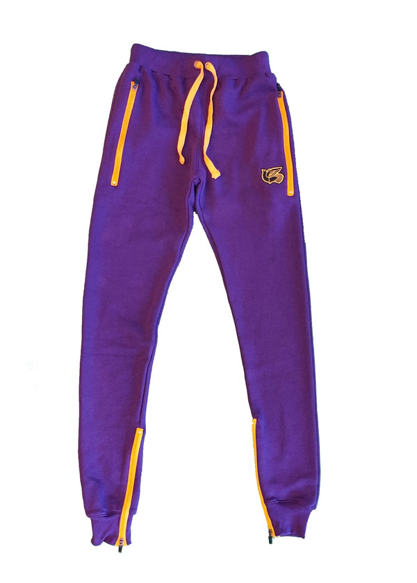 "ALTATUDE ""Elevate"" joggers purple"