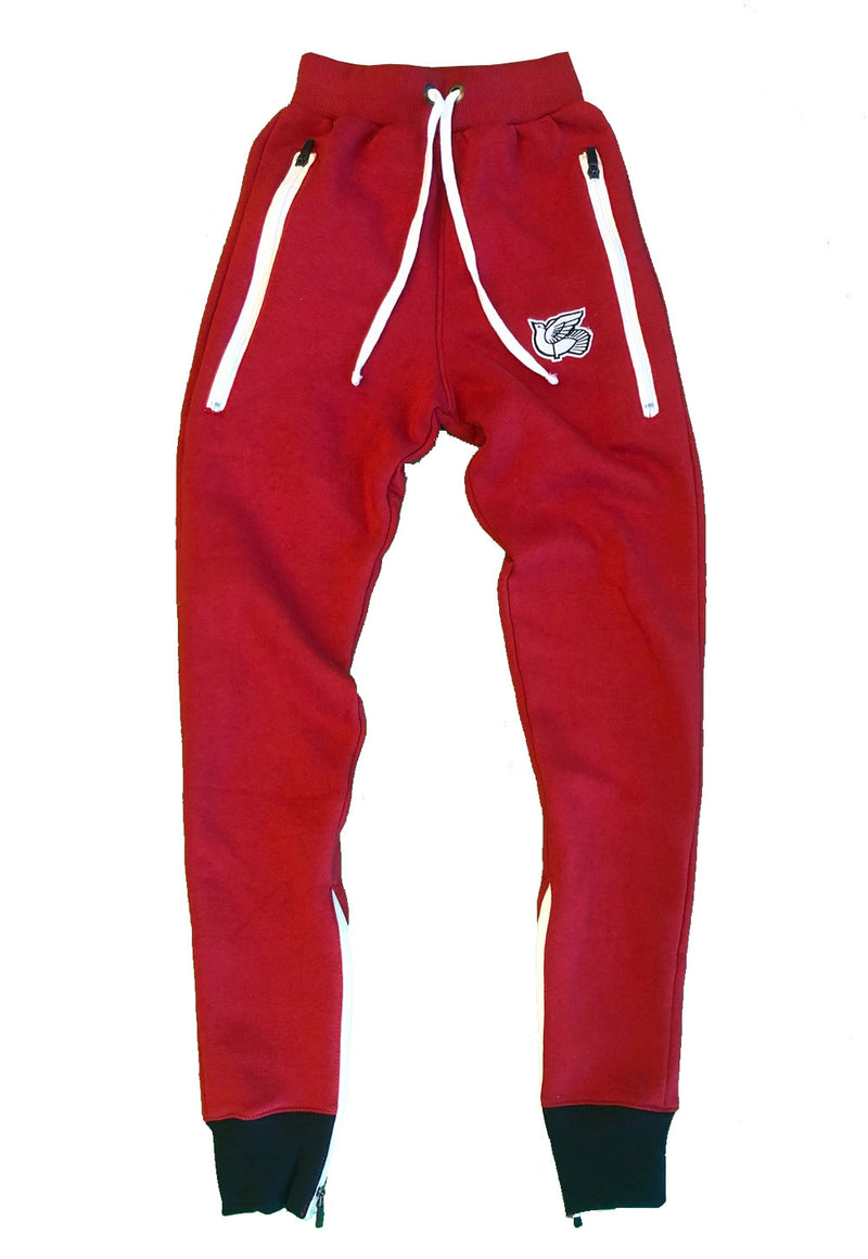 "Women's ALTATUDE ""Elevate"" joggers red"