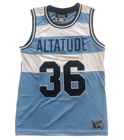 "Altatude ""Jersey"" light blue"