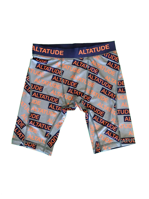 "ALTATUDE ""All Over Name"" underwear"