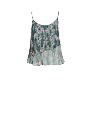 LAETITIA PLEAT CAMI - NOUVEAU