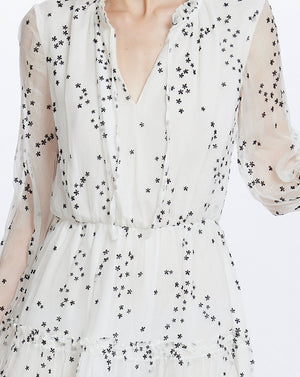 ELLE MINI DRESS IN CONSTELLATION