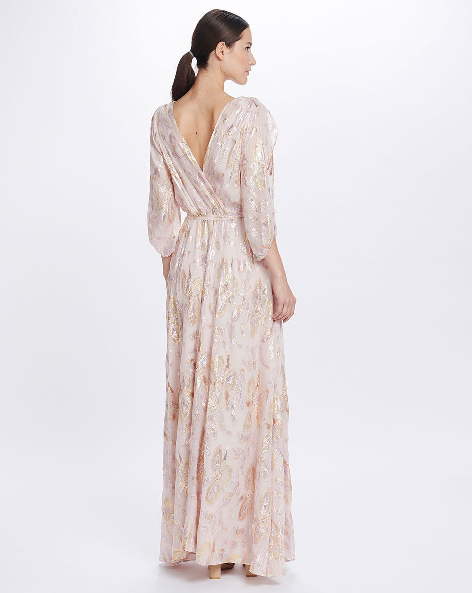HARLOW MAXI DRESS IN MORNING LIGHT – We Are Kindred