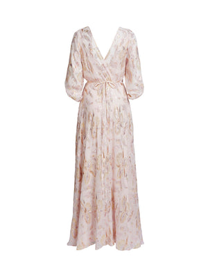 HARLOW MAXI DRESS - MORNING LIGHT
