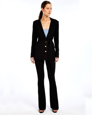 BETSY TAILORED PANT IN BLACK