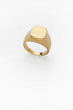 CLASSIC SIGNET RING BY RELIQUIA