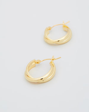 DIMI HOOP EARRINGS BY RELIQUIA