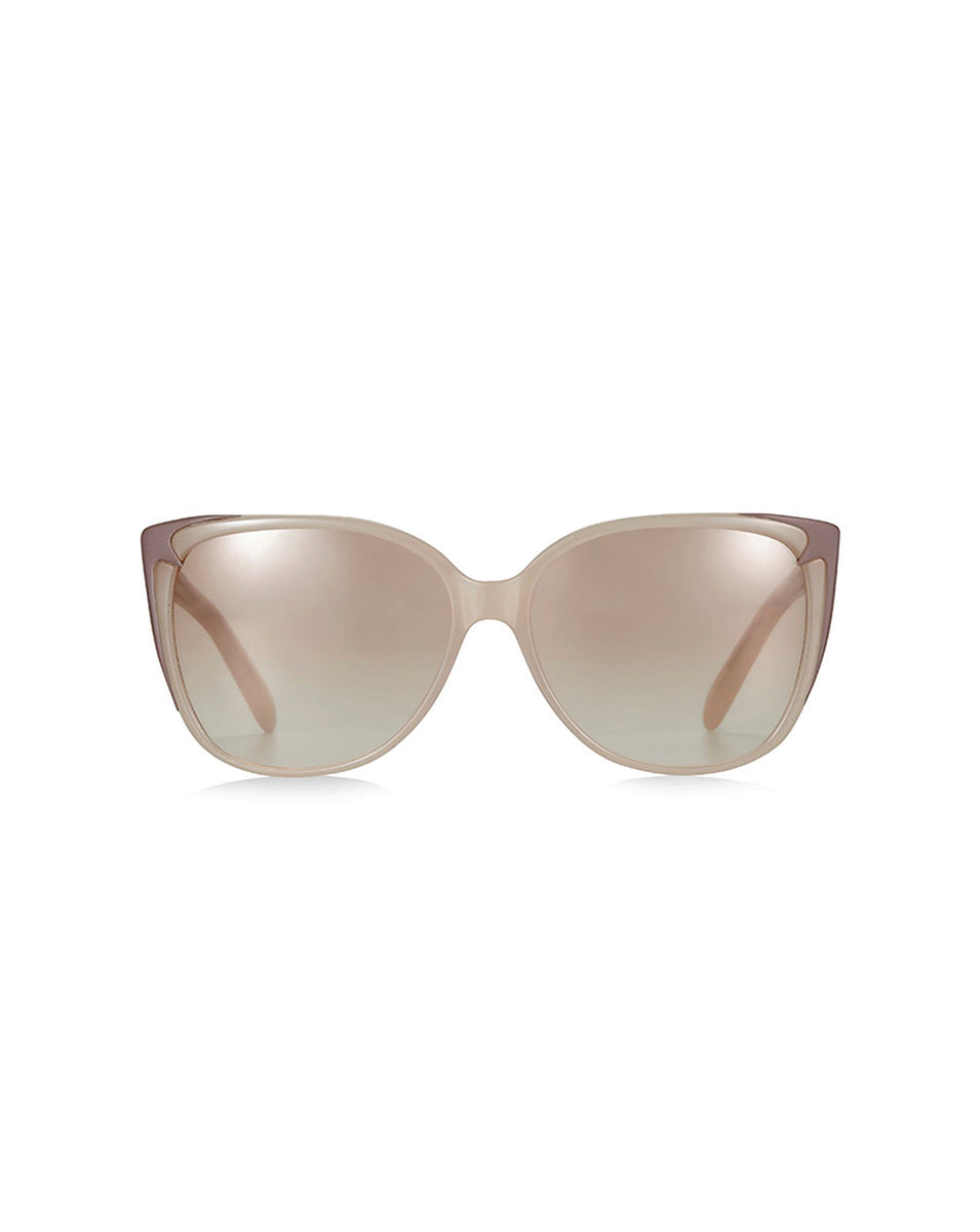 PARED EYEWEAR SWALLOWS SUNGLASSES IN PASTE/MATTE GREY