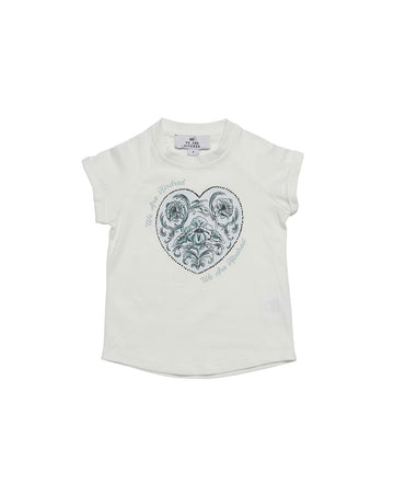 WE ARE KINDRED KID'S LOGO TEE
