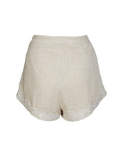 IMOGEN SHORTS IN OATMEAL