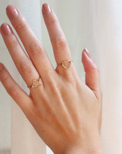 HEART RING BY PETITE GRAND