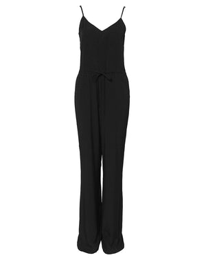 SIENNA JUMPSUIT IN BLACK