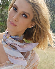 DELTA GOODREM FOUNDATION X WE ARE KINDRED SCARF IN PATCHWORK